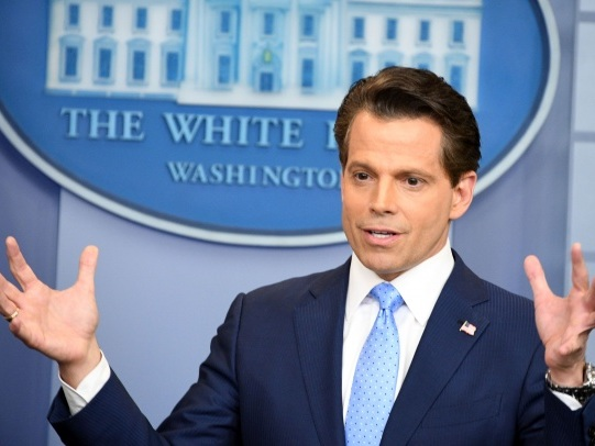 Scaramucci out as Trump's new chief of staff takes reins