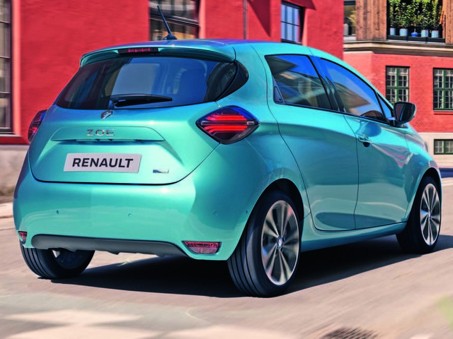 New Renault Zoe: UK prices and specs announced