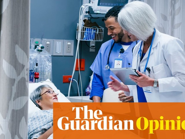 After days visiting my sick dad, I am in awe of the compassion of hospital staff | Adrian Chiles