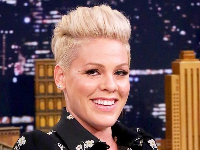 Pink's Son Jameson Goes on First Bike Ride While Daughter Willow Learns to Surf