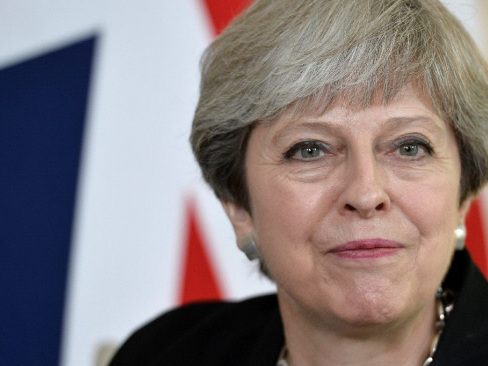 Doubts over Brexit mount as May marks a year in power