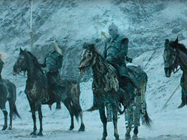 Guys, there's a Game of Thrones analogy to be made about this economy, and we found it