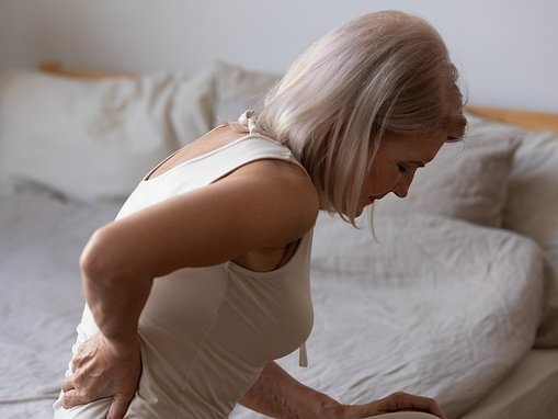 'Would rest make my back pain go away?': DR MARTIN SCURR answers your health questions