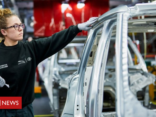 JLR workers 'tense' after 4,500 job cuts announced