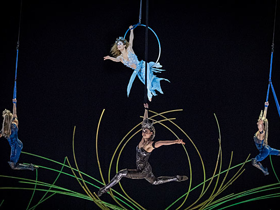 Cirque du Soleil to Develop Films in Partnership With Dan Lin's Rideback