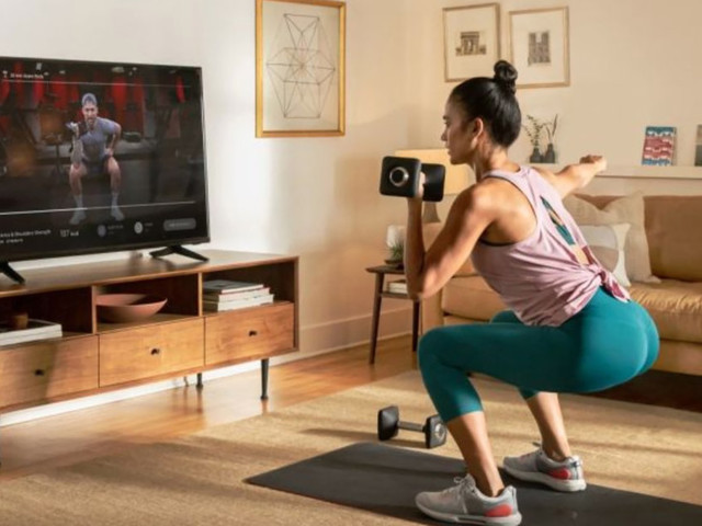 Peloton comes to Android TV: Follow at-home workouts on a big screen