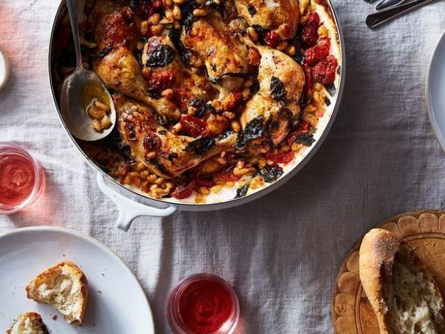 Make Jamie Oliver's Crazy, Genius One-Pot Chicken ASAP