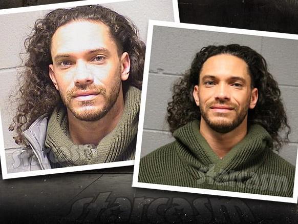 LOVE AFTER LOCKUP Dylan Smith arrested for alleged gun & drug possession