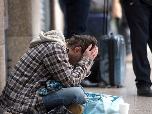 Thousands Sleeping Rough In Cars As Homelessness Soars To Record HIgh