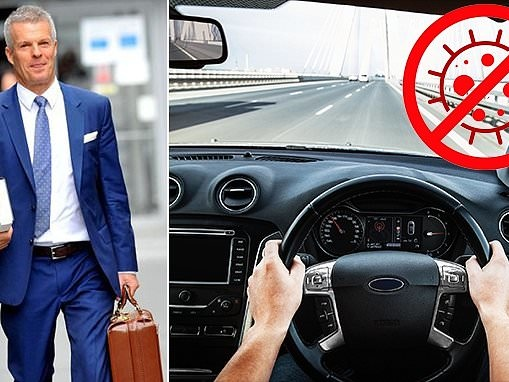 Celebrity lawyer Mr Loophole outlines his 10-point coronavirus road traffic charter