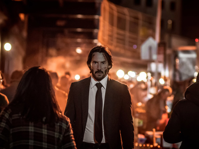 Director Chad Stahelski on the Mythology Behind 'John Wick: Chapter 2 & 3'