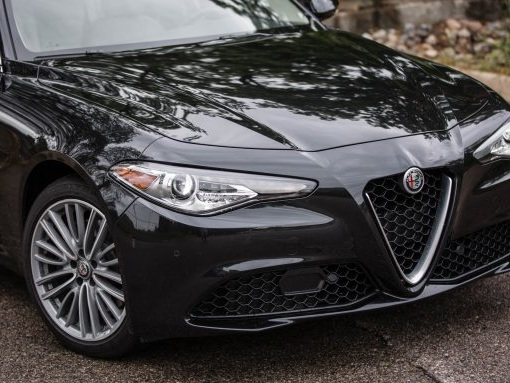 Report: Alfa Romeo Giulia Coupe and Bigger Sedan on the Way