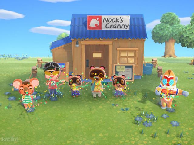 Animal Crossing's mammoth sales fuel huge numbers for Nintendo