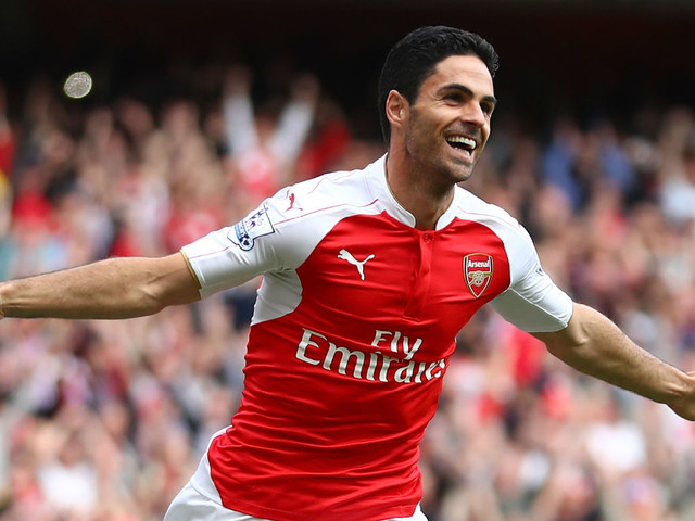 Mikel Arteta: 'Arsenal need to be competing for top trophies'