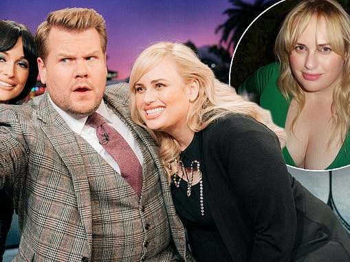 Rebel Wilson says she's 'never been drunk' in her 'entire life'