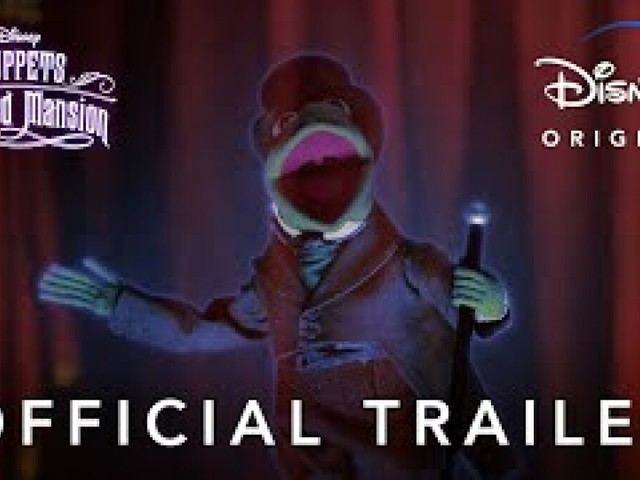 Adorable 'Muppets Haunted Mansion' trailer conjures spooky shenanigans