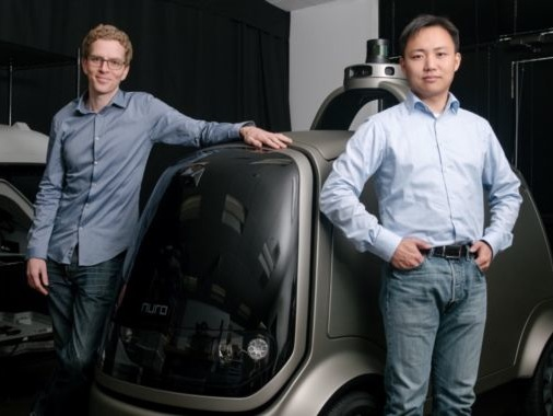 Driverless delivery startup Nuro raises almost $1 billion
