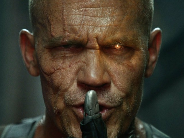 Deadpool 2: New Look at Josh Brolin's Cable Revealed