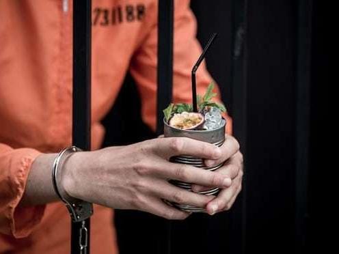 New Alcatraz-Themed Pop Up Bar Arrives In East London