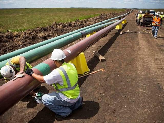 Dakota Access Pipeline Will Start Operating Without a Proper Oil SpillResponse Plan