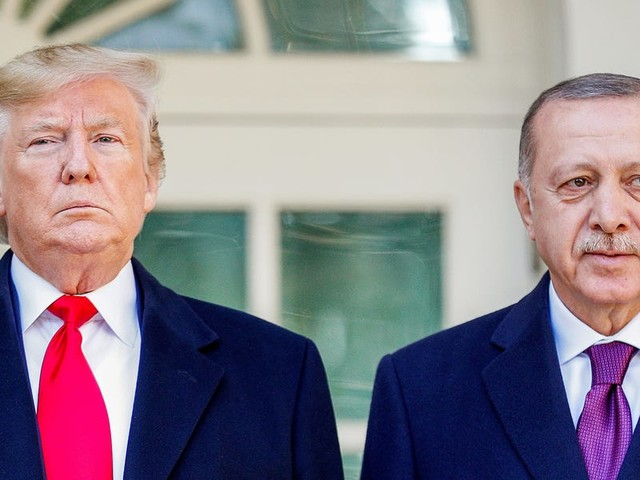 Turkey's president gave Trump back a wild, threatening letter he wrote warning him against being 'a fool' and 'the devil' in Syria