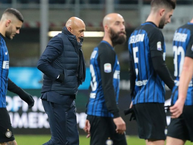 Inter beaten 3-1 at home by Udinese
