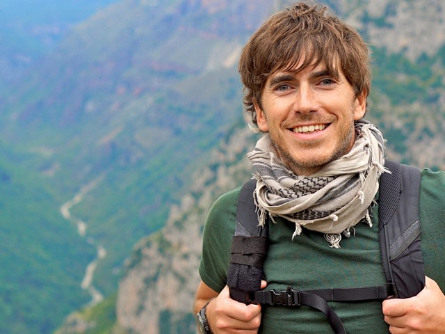 Broadcaster Simon Reeve on bringing show to Charter Hall, Colchester
