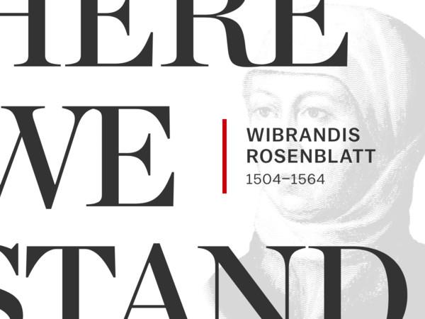 The Bride of the Reformation: Wibrandis Rosenblatt (1504–1564)