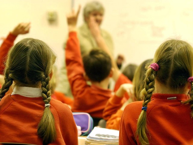 One in four teachers in England work 60-hour week despite government clampdown, study finds