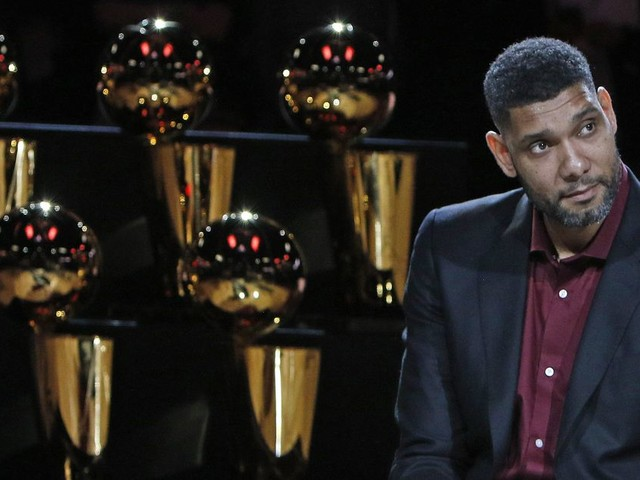 Everything wonderful about Tim Duncan becoming a Spurs assistant, ranked
