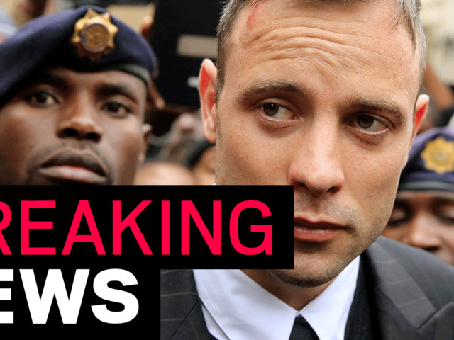 Oscar Pistorius has sentence increased from six years to 13 years and five months