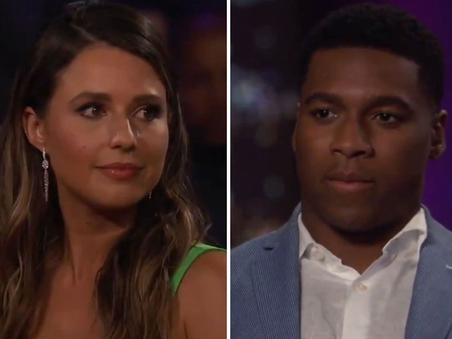 Bachelorette fans call for Andrew Spencer to 'be the next Bachelor' after Katie Thurston sends him home 'too soon'