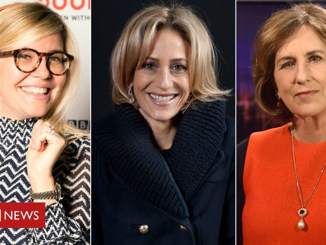 Emily Maitlis becomes Newsnight's lead host