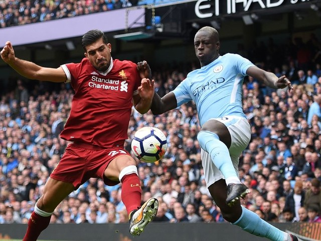 Are Manchester City preparing a shock move for Liverpool midfielder Emre Can?