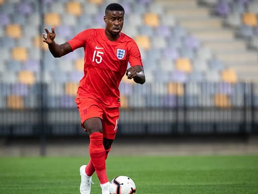 Marc Guehi seeks advice from John Terry as Chelsea youngster emerges in England Under 21 squad