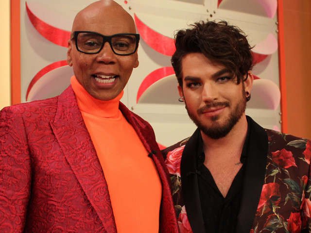 Adam Lambert Reveals How He Met Boyfriend Javi Costa Polo!