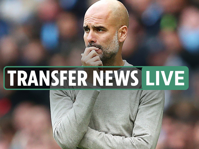 5pm Transfer news LIVE: Guardiola and Silva in Man City bust-up, Mourinho eyeing Tottenham job, Messi could be banned from UK