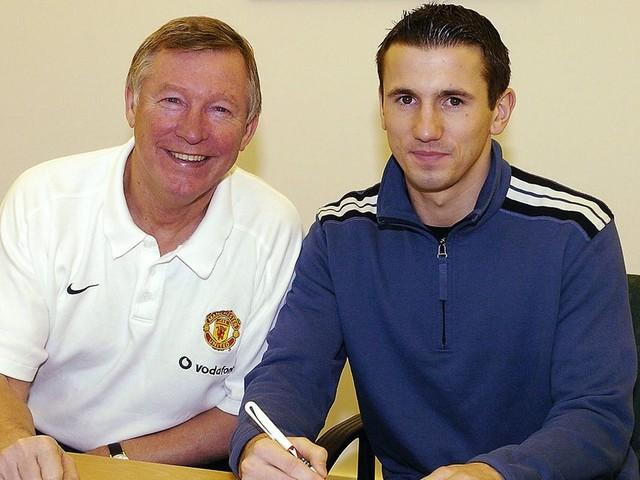Sir Alex Ferguson pays emotional tribute to former Man United star Liam Miller