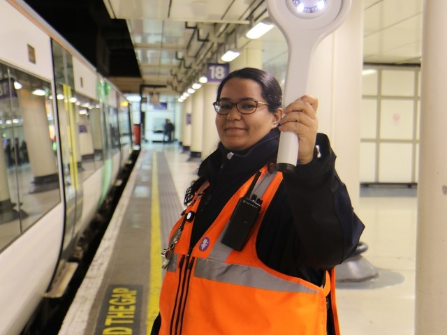 """Being A Station Assistant At London Victoria Is Different Every Day"""