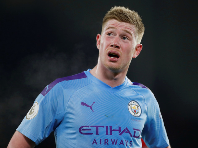 Kevin De Bruyne hints he could QUIT Man City if Champions League ban is upheld