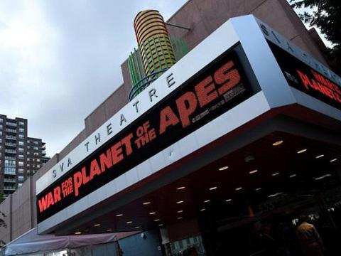 'Apes' flicks 'Spider-Man' aside to win box office war