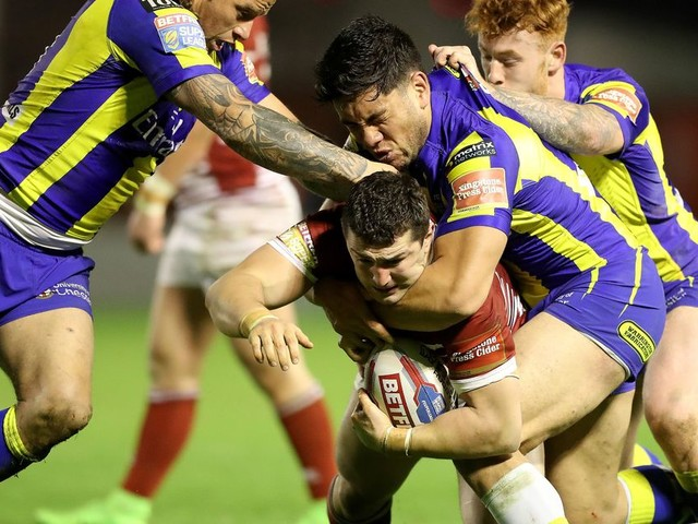 Warrington may be propping up the table but don't count them out just yet