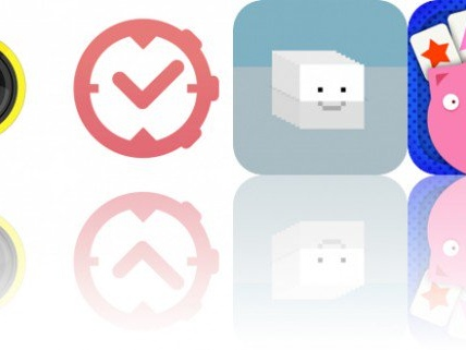 Today's Apps Gone Free: Warmlight, aTimeLogger 2, Tofu Go! 2 and More