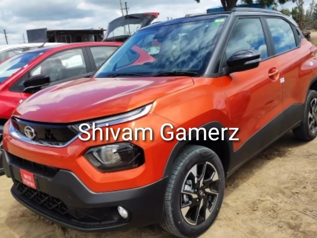 Tata Punch Seen Undisguised At Dealership Ahead Of Launch