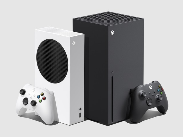Xbox Series X and Series S UK stock available at Game