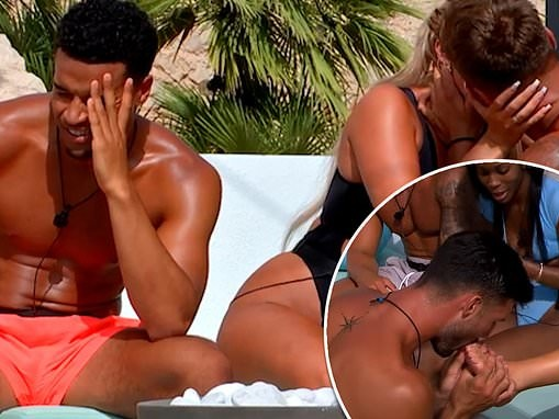 Love Island: Couples' heads start to turn amid kissing challenges, toe sucking and tears