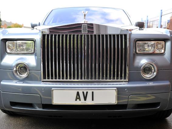 R3C0RD Y34R for personalised number plate sales
