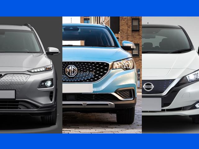 Hyundai Kona Electric vs rivals: Specifications comparison