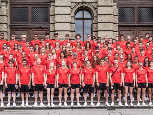 Switzerland to send 82-member team to Naples 2019