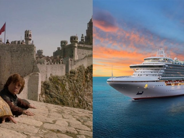 A cruise company is sending 4 'Game of Thrones' fans on a free trip to visit the show's iconic locations